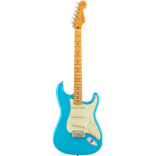 Fender American Professional II Stratocaster, Maple Fingerboard, Miami Blue