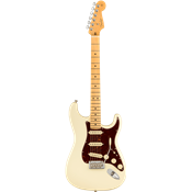 Fender American Professional II Stratocaster, Maple Fingerboard, Olympic White