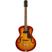 Godin 5th Avenue Kingpin P-90 Cognac Burst