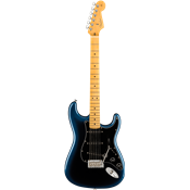 Fender American Professional II Stratocaster, Maple Fingerboard, Dark Night