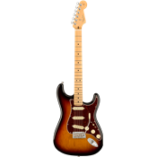 Fender American Professional II Stratocaster, Maple Fingerboard, 3-Color Sunburst