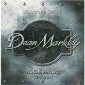 Dean Markley ML 2604A Jeu de cordes basse Nickel Steel