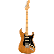 Fender American Professional II Stratocaster HSS, Maple Fingerboard, Roasted Pine