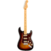Fender American Professional II Stratocaster HSS, Maple Fingerboard, 3-Color Sunburst